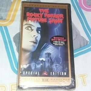 New 1998 The Rocky Horror Picture Show VHS Movie